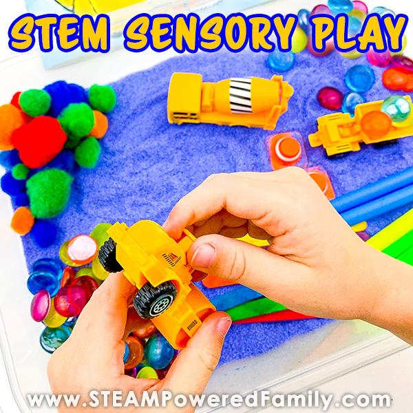 STEM Sensory Play