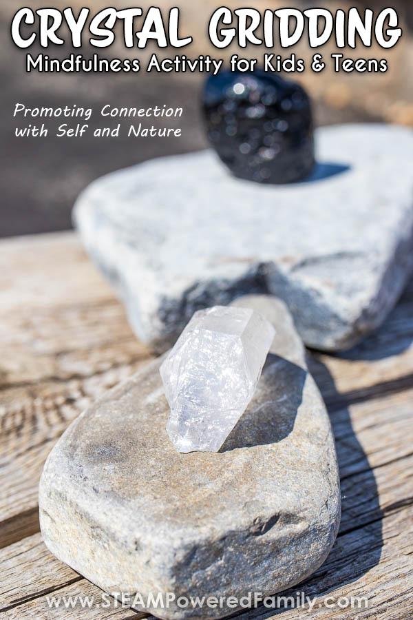 Natural Crystal Grid