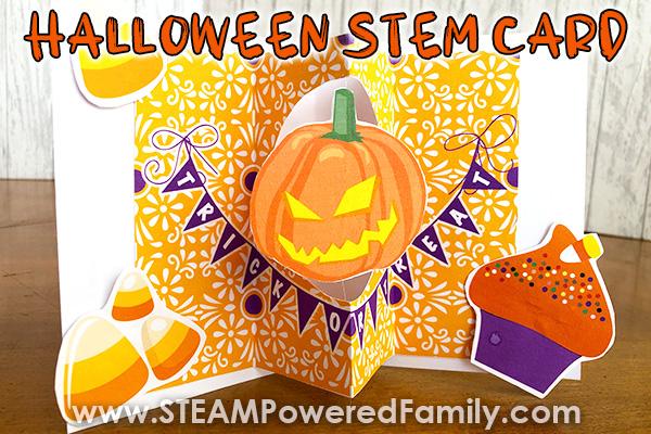 Halloween STEM Card