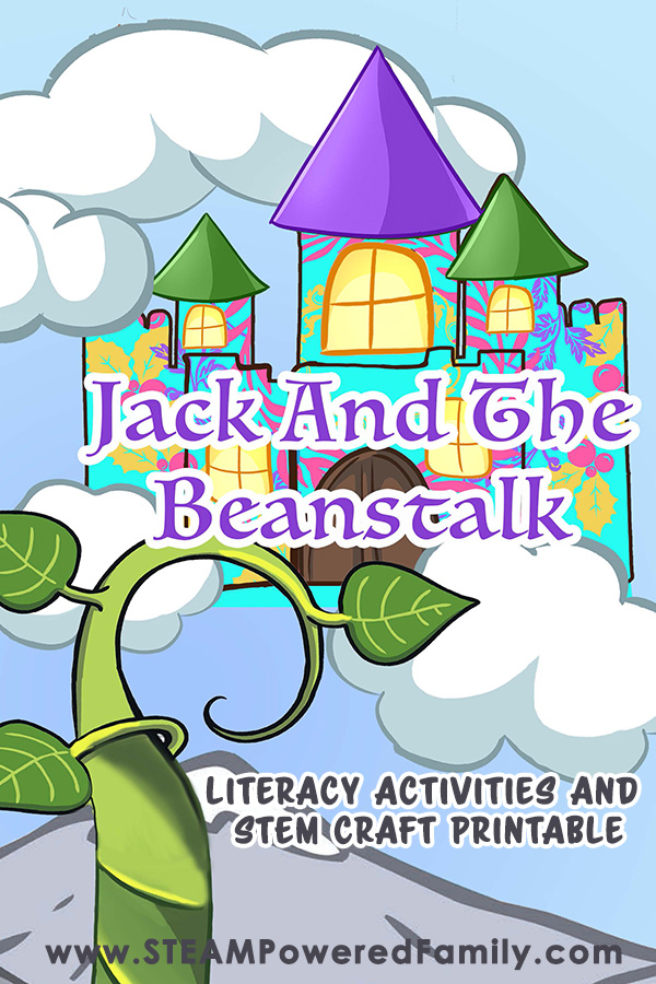 Jack and the Beanstalk activity pack