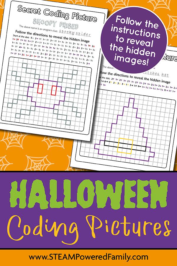 Halloween Coding Activity